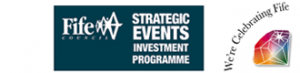 Supported by Celebrating Fife & Fife Strategic Events Investment Programme